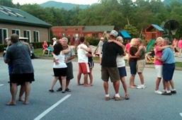 FV Dancers July 2012, 2