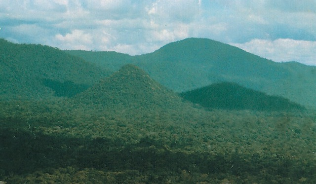 Pirâmides Amazonas