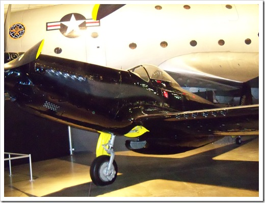 F-82G Twin Mustang Korean War Plane
