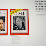 himmler and heydrich at Topography of Terror in Berlin in Berlin, Berlin, Germany