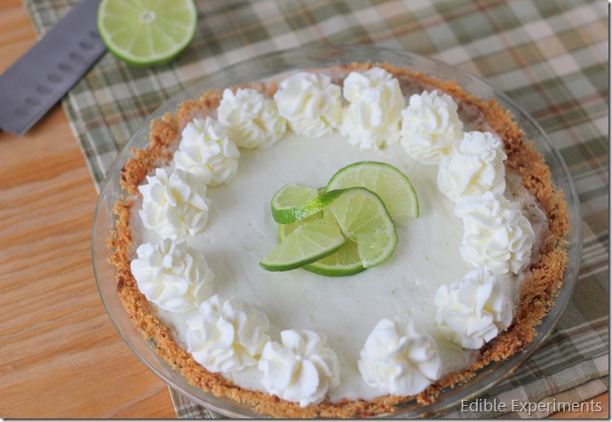 Lime-Coconut Pie with Macadamia Coconut Crust