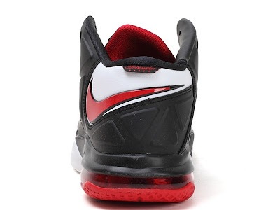 nike air max ambassador 5 gr white black red 1 03 Nike Air Max Ambassador V Miami Heat Home Edition