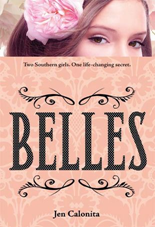 Cover of Belles by Jen Calonita