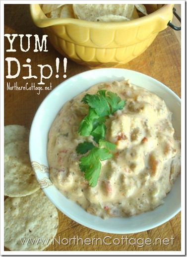 YUMMO Dip @NorthernCottage.net