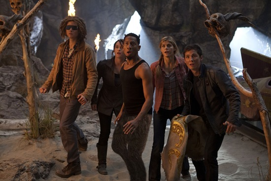 Addicted to Media: Percy Jackson: Sea of Monsters - new teaser trailer and photos