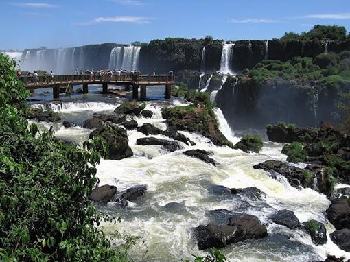 Iguazu Viewing Platform, Brazil