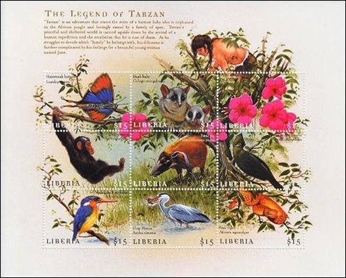 Tarzan - Liberia