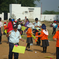 Pre Primary on 13th January 2014 GDA Harni