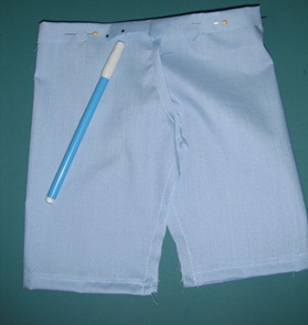 doll scrub pants step 12