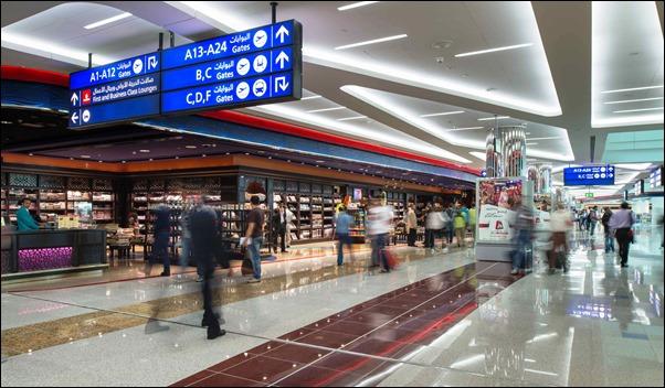 مطار دبي8