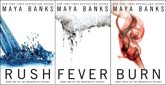 Trilogia Maya Banks