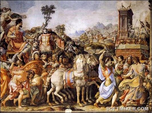 camillus-triumph