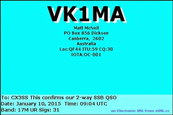 VK1MA