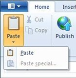 Windows_Live_Writer_paste_option