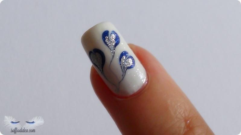 nail art soffio di dea marble logo