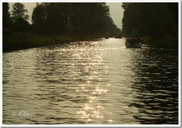 Przy Dużym Stole: Mazurskie kanały