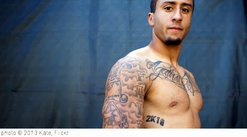 'colin kaepernick' photo (c) 2013, Kate - license: http://creativecommons.org/licenses/by/2.0/