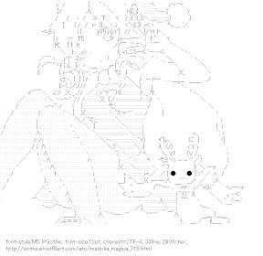 [AA]Mami Santa & Reindeer Kyubey (Puella Magi Madoka Magica)