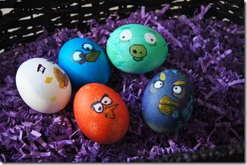 Angry Bird Easter Egs