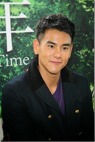 Fleet of Time 匆匆那年 Eddie Peng 彭于晏 2014.12.07 FoShan