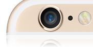 iPhone 6 kameralinssi tulee ilkeästi takakuoresta ulos
