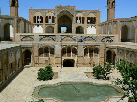 Monuments of Kashan: Mosque