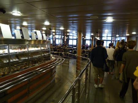 Ferry Madeira - Porto Santo: impinge tava