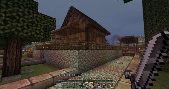 Minecraft Home
