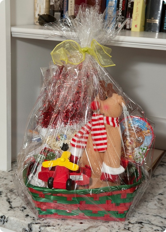 elf basket
