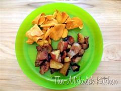 Cinn Bacon-Pine-Apple and Sw Pot Chips