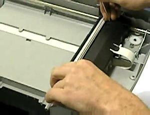 Fix HP 3300 3330 Scanner Bulb Warm Up Error (17)