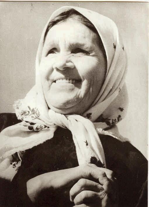 Анна Алексеевна - мать Андрияна