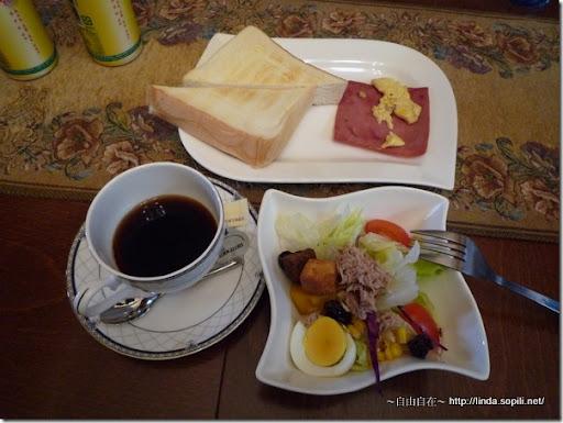 宜蘭三星樂狗堡-豐盛的早餐