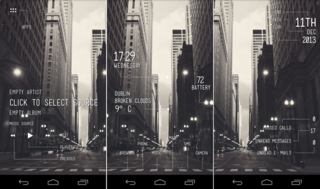 Epic Launcher para Android