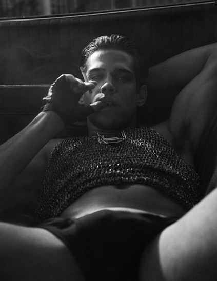 """American Hustle"" by Mert & Marcus for Interview, Feb 2014"