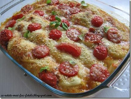 Aluat pentru paste de casă - il folosim pentru lasagne, cannelloni sau alte preparate