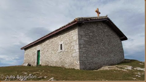 Ermita de San Adrián - Sierra de Urbasa