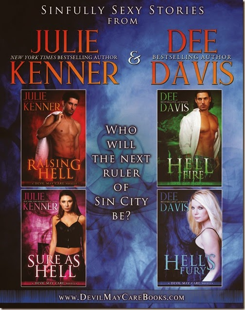 Devil May Care Series - Julie Kenner - Dee Davis