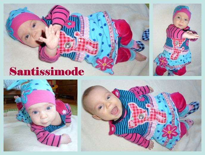 Babyschuhe Klio3