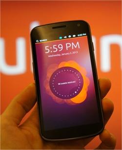 Ubuntu OS Phone, el nuevo SO móvil de parte de Ubuntu