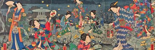 A arte do Ukiyo-e – A tradição da gravura japonesa