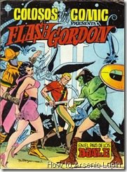 P00007 - Flash Gordon #7