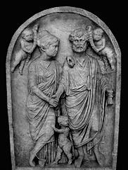 pareja romana