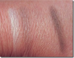 Rimmel English Breakfast Swatches