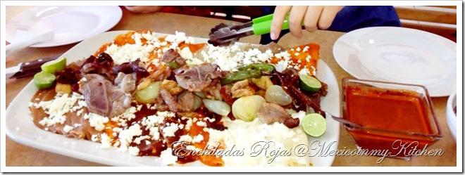 Enchiladas rojas8