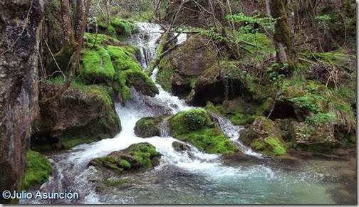 Cascadas de Tobería