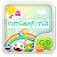 App GO SMS Pro CuteMonster ThemeEX APK for Windows Phone