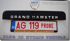 Dacia Duster Grand Hamster Hybride 15
