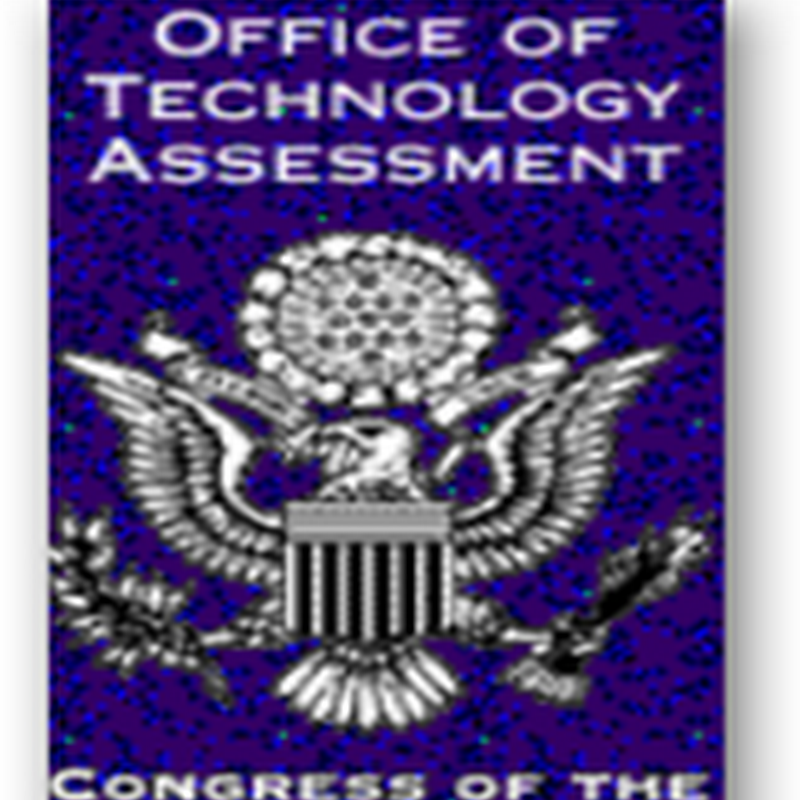 "Bill To Restore Office of Technology Assessment Was Defeated Again This Year As Congress Chooses to Remain In the Dark With Technology At A Time When Private Industry Is Doing Just the Opposite - ""The Grays"" Live On…"