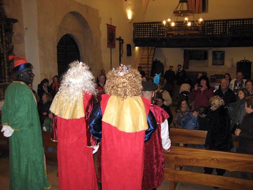 cabalgata de Reyes en Sotosalbos